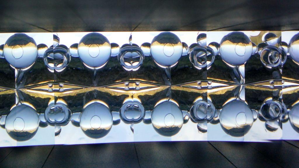 Bubbelushish Chorus Line Image